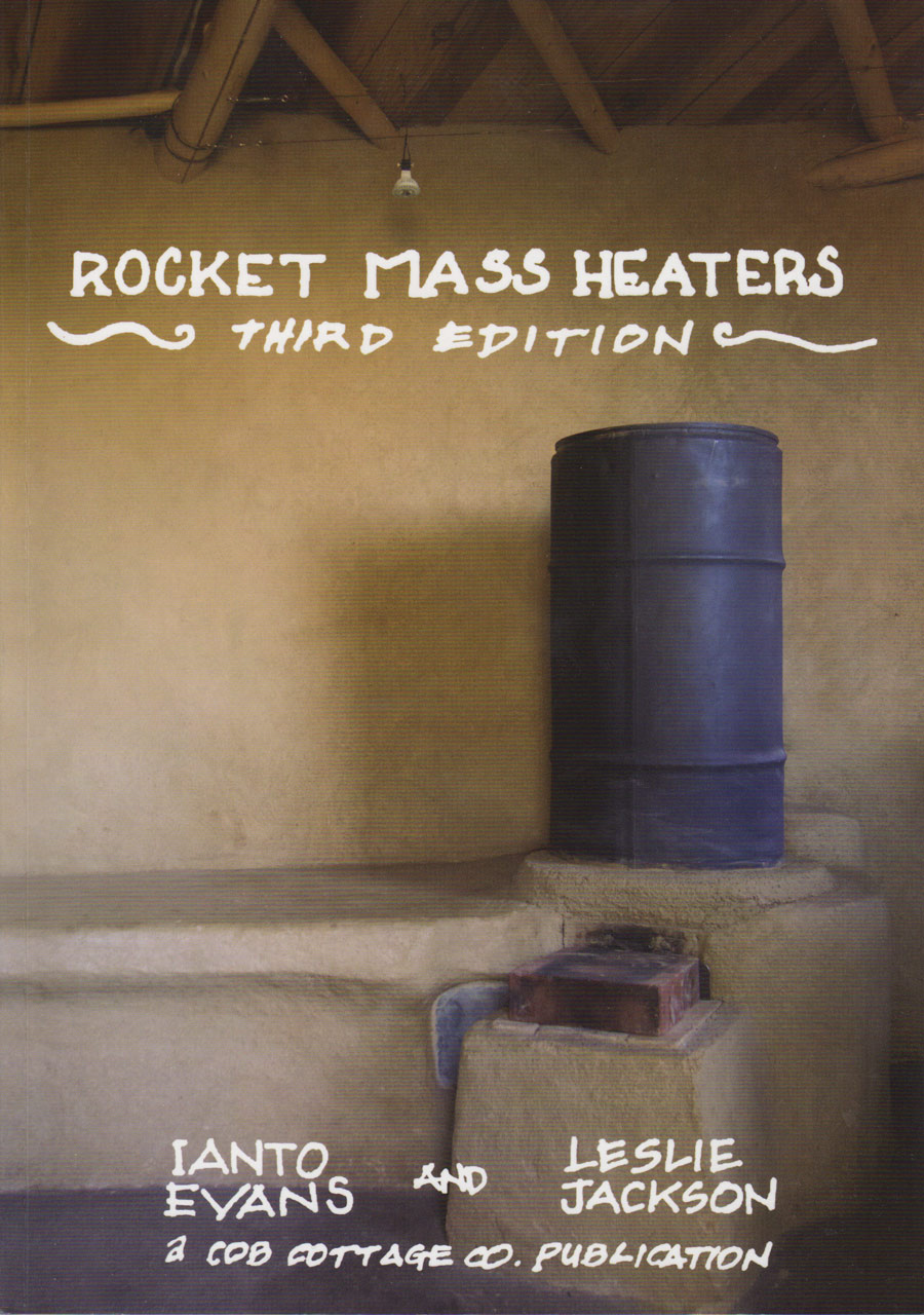 Book Review: Rocket Mass Heaters, Third Edition