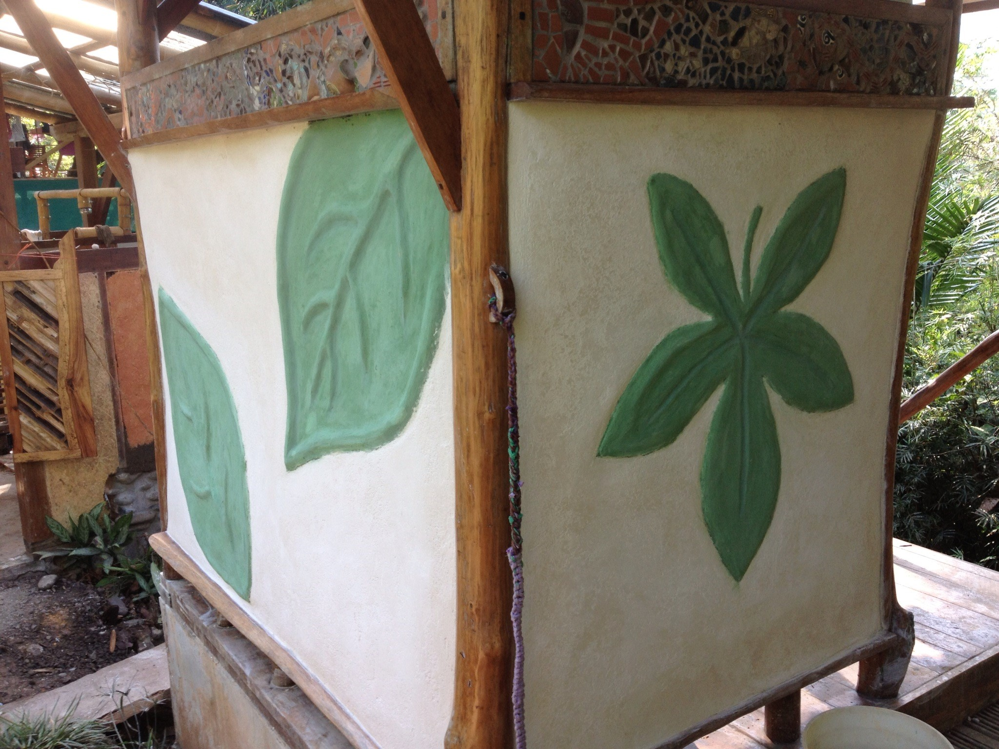 Rediscovering Lime Plaster In Costa Rica