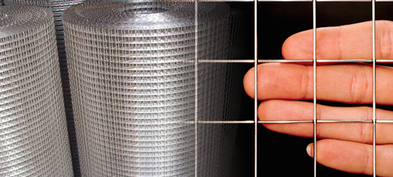The Benefits of Using Welded Wire Mesh