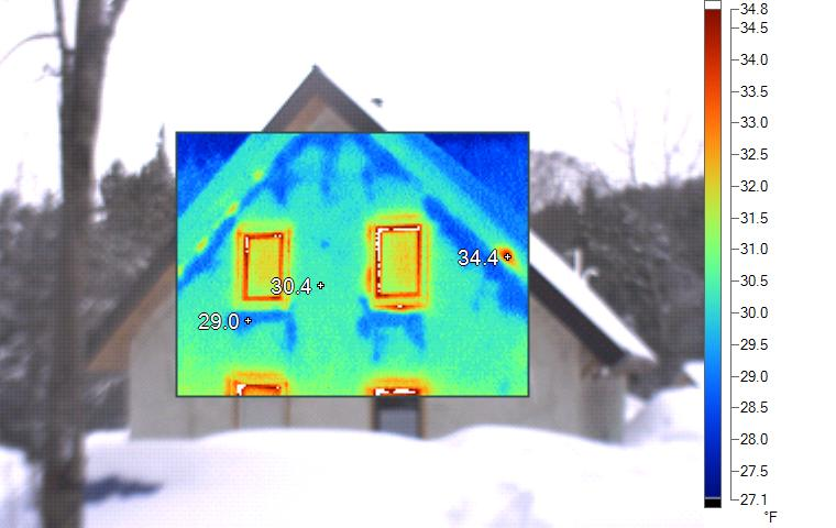 Building Monitoring for Straw Bale Buildings, Part 1