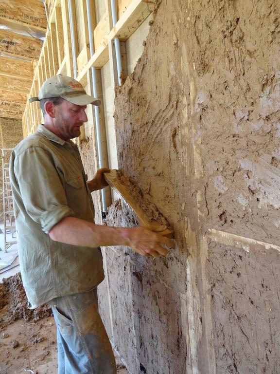Cob Internal Walls