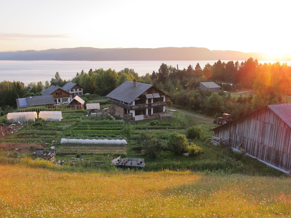 The Bay Eco-Village, From Straw to Resilience